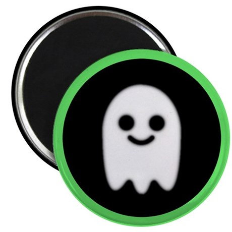 Ghosts Welcome Magnet