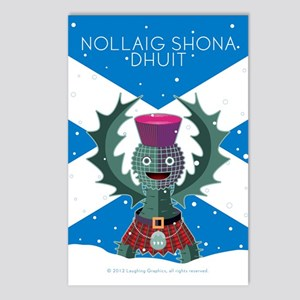Ghaidhlig.1 Postcards (Package of 8)