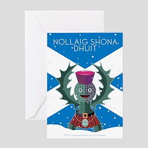 Ghaidhlig.1 Greeting Card