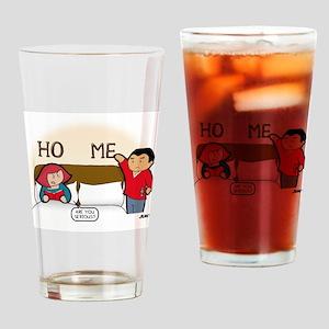 DIY Drinking Glass