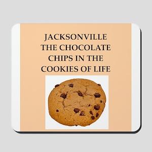 jacksonville,florida Mousepad