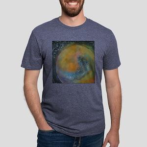 Dawning-t Mens Tri-blend T-Shirt