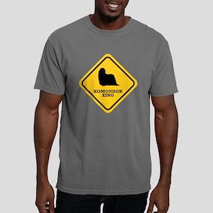 15-komondor Mens Comfort Colors Shirt