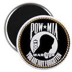 POW/MIA Warrior Magnet