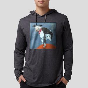 TIG03-t Mens Hooded Shirt