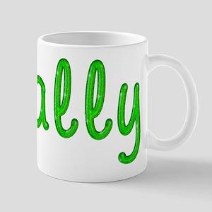 Sally Glitter Gel Mug
