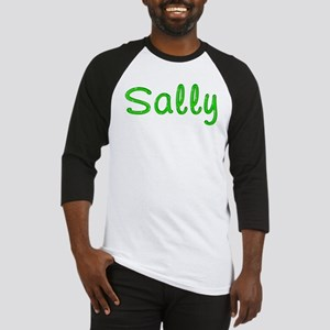 Sally Glitter Gel Baseball Jersey