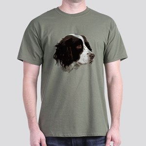Springer spaniel Dark T-Shirt