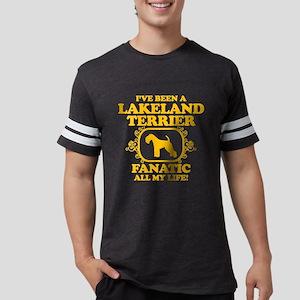 4-Lakeland-Terrier Mens Football Shirt
