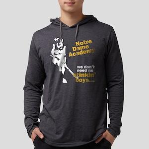 We Dont Need No Stinking Boys Mens Hooded Shirt