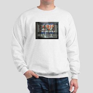 I love NY Sweatshirt