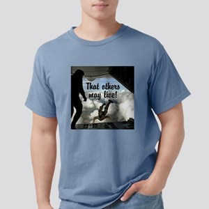 That others may live squ Mens Comfort Colors Shirt