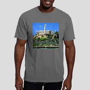 Alcatraz island clock 2. Mens Comfort Colors Shirt