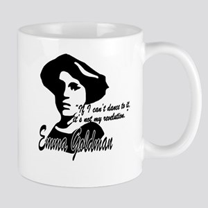 Emma Goldman with Quote Mug