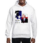 ChrisBell, TX GOV Hooded Sweatshirt
