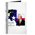 ChrisBell, TX GOV Journal
