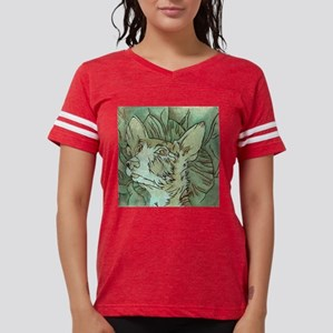Wire Ibizan Womens Football Shirt