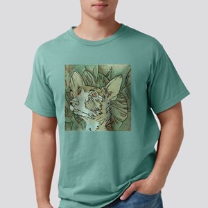 Wire Ibizan Mens Comfort Colors Shirt