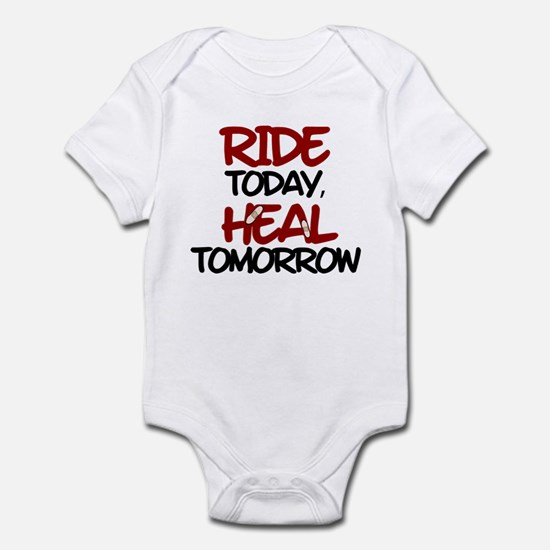 'Heal Tomorrow' Infant Bodysuit