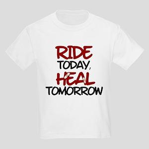 'Heal Tomorrow' Kids Light T-Shirt