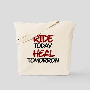 'Heal Tomorrow' Tote Bag