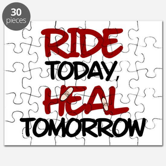 'Heal Tomorrow' Puzzle