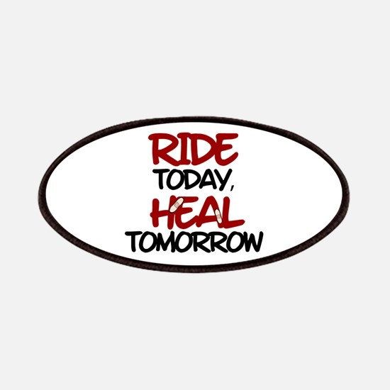 'Heal Tomorrow' Patches