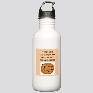 cleveland,ohio Stainless Water Bottle 1.0L