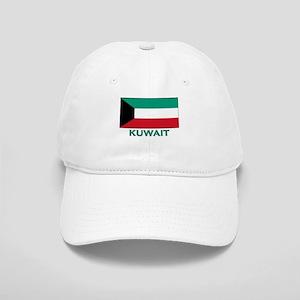 Kuwait Flag Merchandise Cap