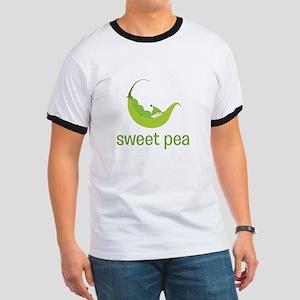 Sweet Pea Ringer T