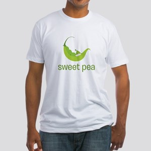 Sweet Pea Fitted T-Shirt