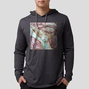 Good Girl Mens Hooded Shirt