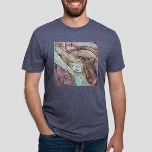 Good Girl Mens Tri-blend T-Shirt