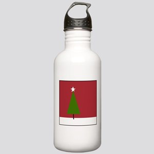 mod xmas tree Stainless Water Bottle 1.0L