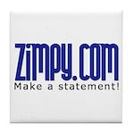 Zimpy Gear Tile Coaster