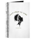 Don't Dread My Locks Journal
