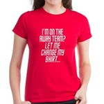 HELP! I'm a Red Shirt! Women's Dark T-Shirt