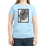 Its All In the Lines Women's Light T-Shirt