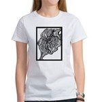 Its All In the Lines Women's T-Shirt