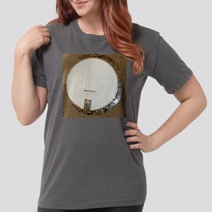 banjo clock 1 Womens Comfort Colors Shirt
