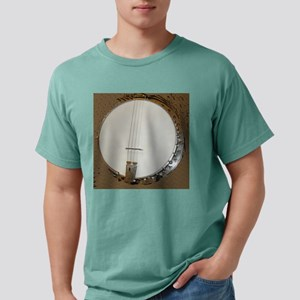 banjo clock 1 Mens Comfort Colors Shirt