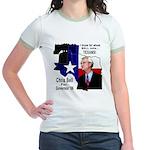Chris Bell, TX GOV Jr. Ringer T-Shirt