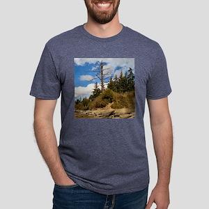 bellinghambay01a Mens Tri-blend T-Shirt