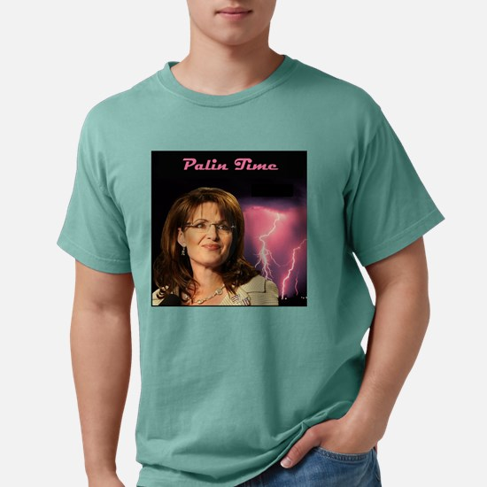 2-PalinTime1a.png Mens Comfort Colors Shirt