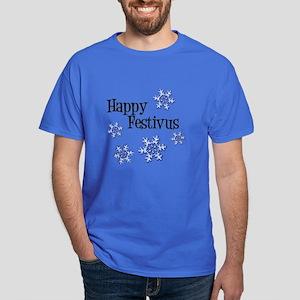 Happy FESTIVUS™ Dark T-Shirt
