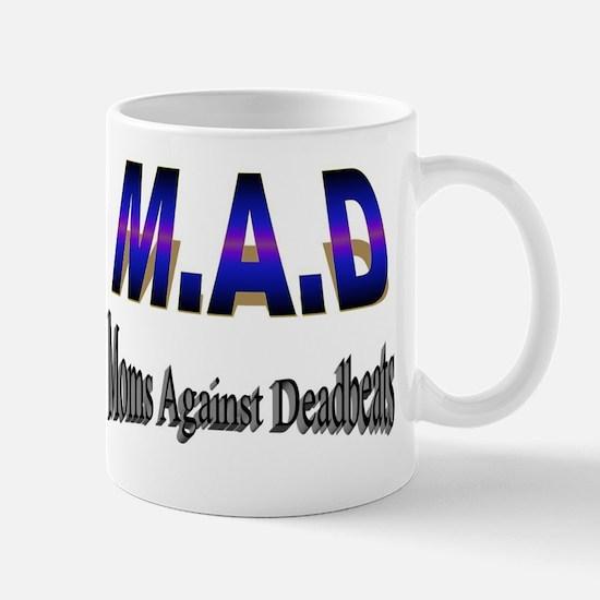 M.A.D Mug