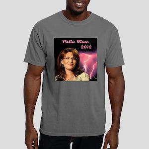 PalinTime1b Mens Comfort Colors Shirt