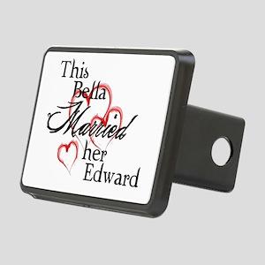 edwardmarriedbella Rectangular Hitch Cover