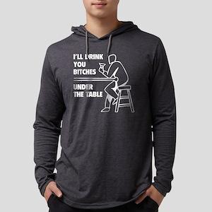 drinkTabl2B Mens Hooded Shirt