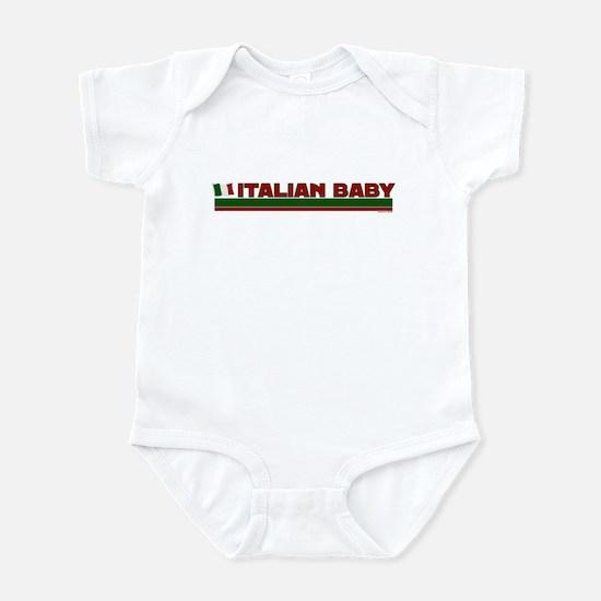Little Italian Baby Infant Bodysuit